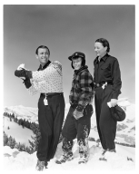 The Duchins, Sun Valley, ID, 1948