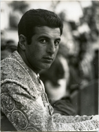 Portrait of Antonio Ordonez, Bullfighter