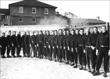 Sun Valley Ski School instructors, 1947-1948