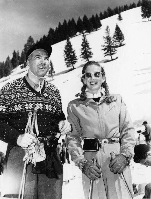 Don and Gretchen Fraser