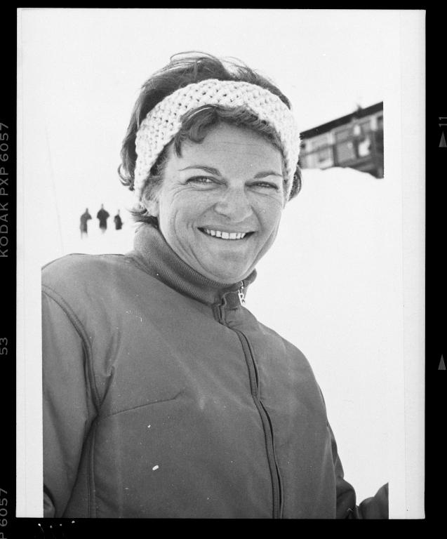 Alexandra Ewing Whitney, 1966