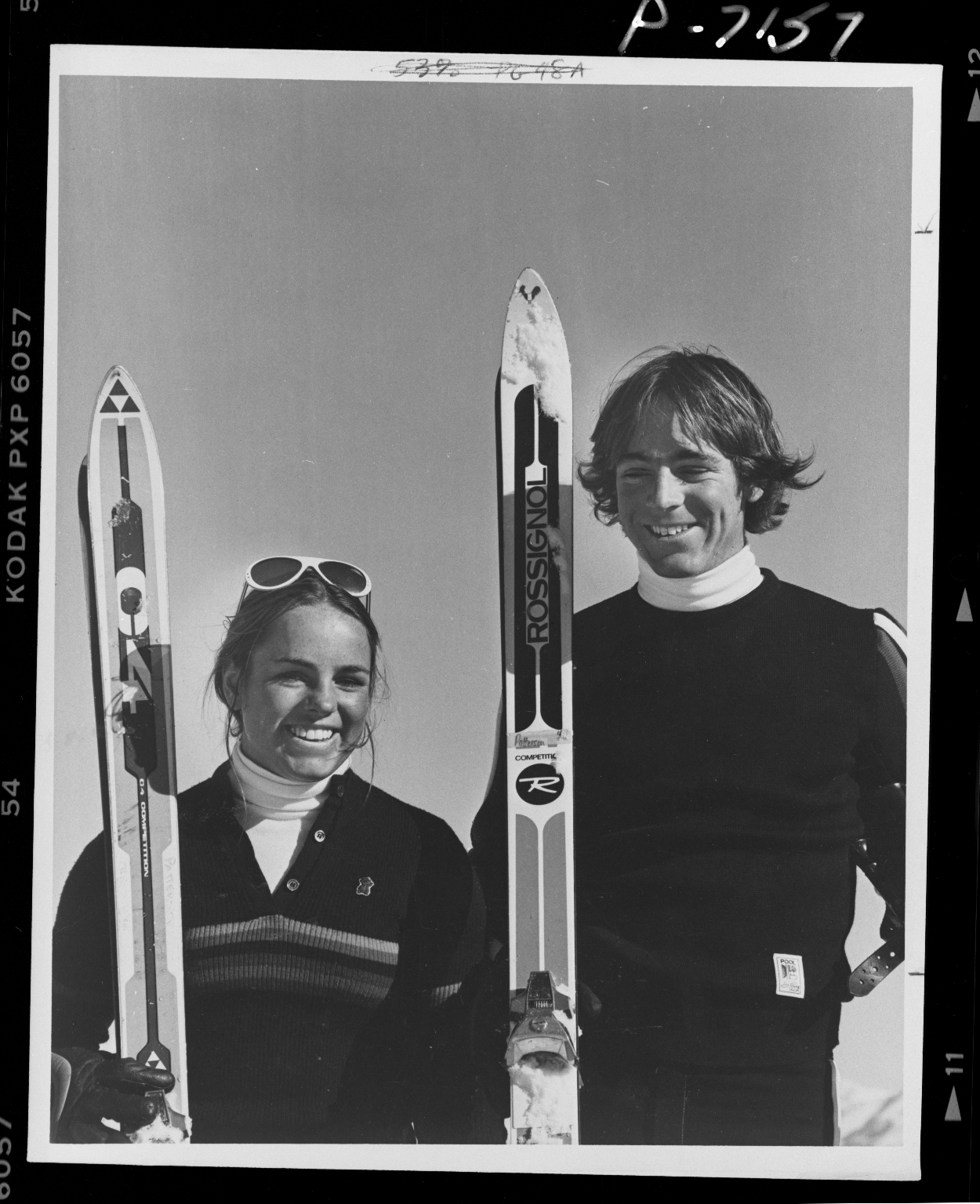 Susie and Pete Patterson, ca. 1978